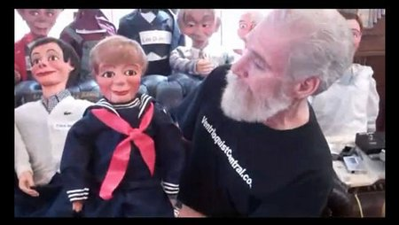 you tube ventriloquist central collection sm frank marshall