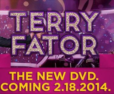terry fator new dvd