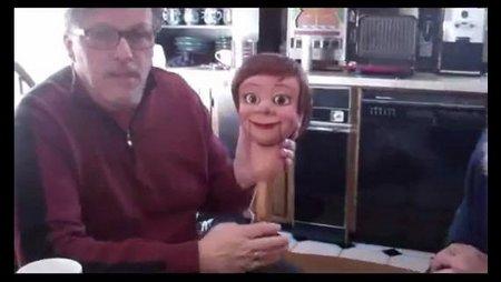 you tube ventriloquist central al getler visits