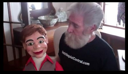 you tube ventriloquist central collection spencer after restoration
