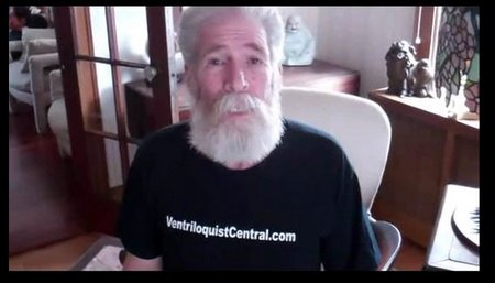 you tube ventriloquist central tee shirts