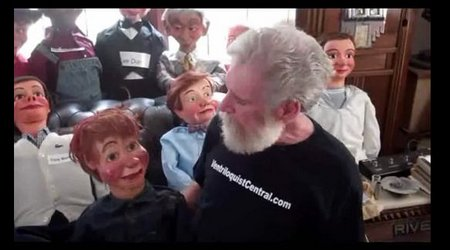 you tube ventriloquist central collection docs foy brown