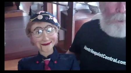 you tube ventriloquist central collection bill podgorny albert