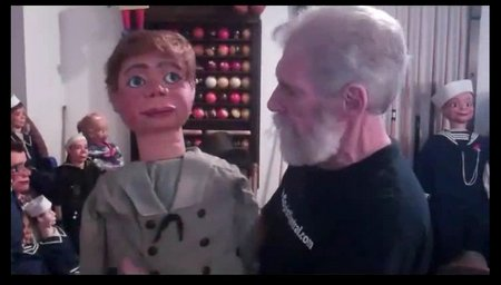 you tube ventriloquist central collection frank marshall progression pt2