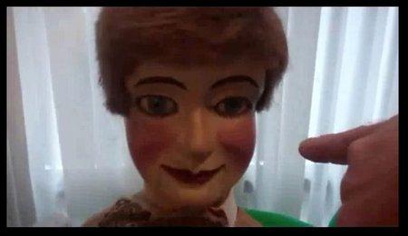 you tube ventriloquist central collection mack figures progression pt1