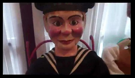 you tube ventriloquist central collection mack figures progression pt2