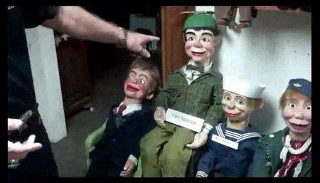 you tube ventriloquist central collection ken spencer figures part01