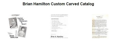 brian hamilton catalog
