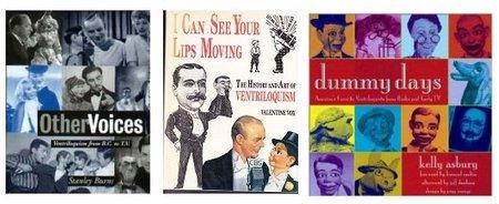 special books ventriloquism