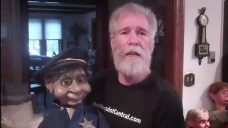 you tube ventriloquist central collection mcelroy troll p1